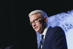 Anderson Cooper Highlights Importance of Journalism, Encourages Reporters to Continue Seeking Truth at Annual Cronkite Luncheon