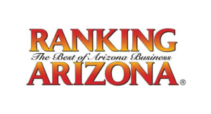 Ranking Arizona Recognizes Aker Ink as Top Public Relations Agency