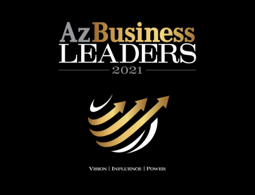 AzBusiness Leaders Recognizes Andrea Aker for PR Expertise in 2021 Edition
